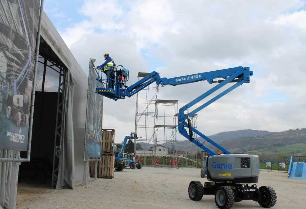 Boom lifts & Spider Lifts