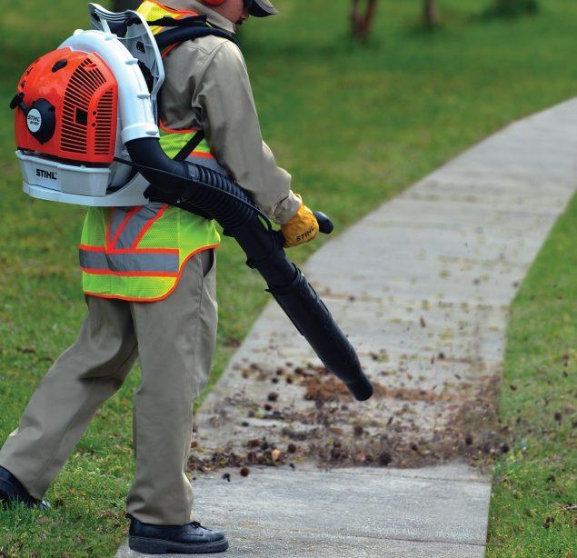 Landscape Maintenance Equipment