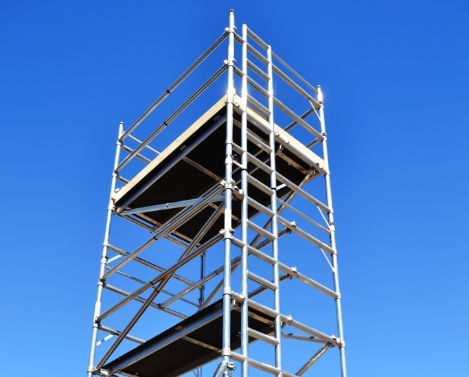 Mobile Tower Scaffold - 3T & AGR
