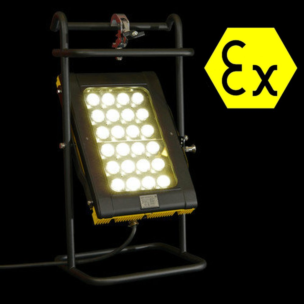 ATEX Rated & Specialist Lighting
