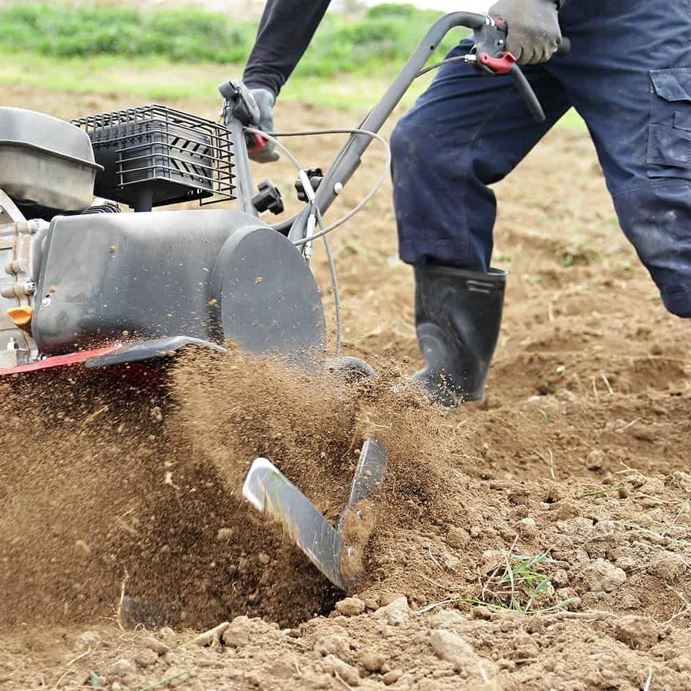 Ground Preparation Equipment