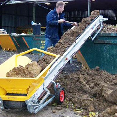 Conveyors, Trolleys & Skips