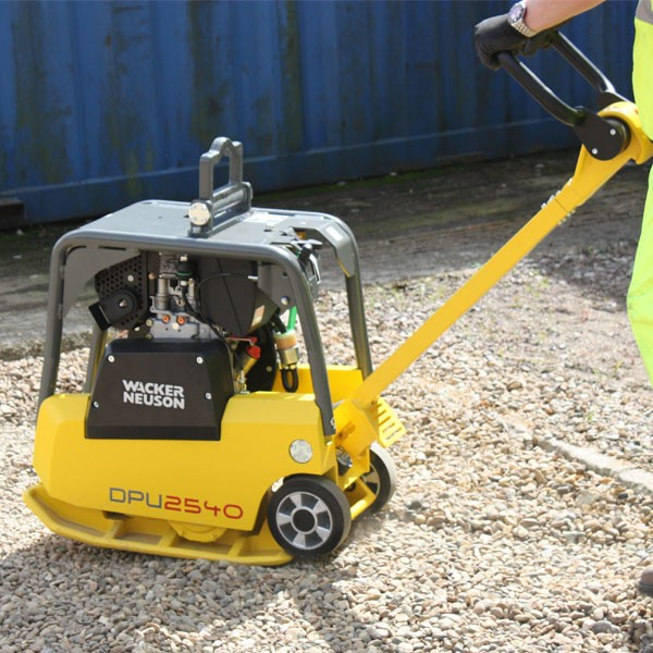 Compactor Plates, Rammers & Rollers