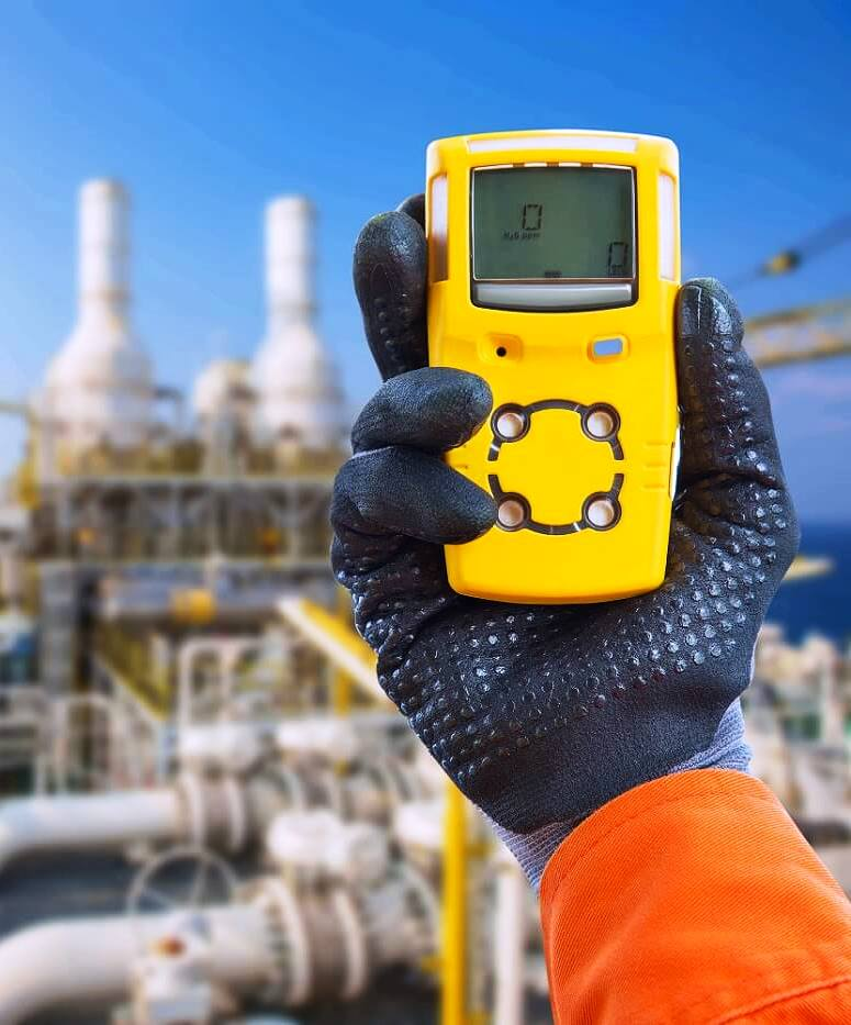 Environmental Testing & Gas Monitors