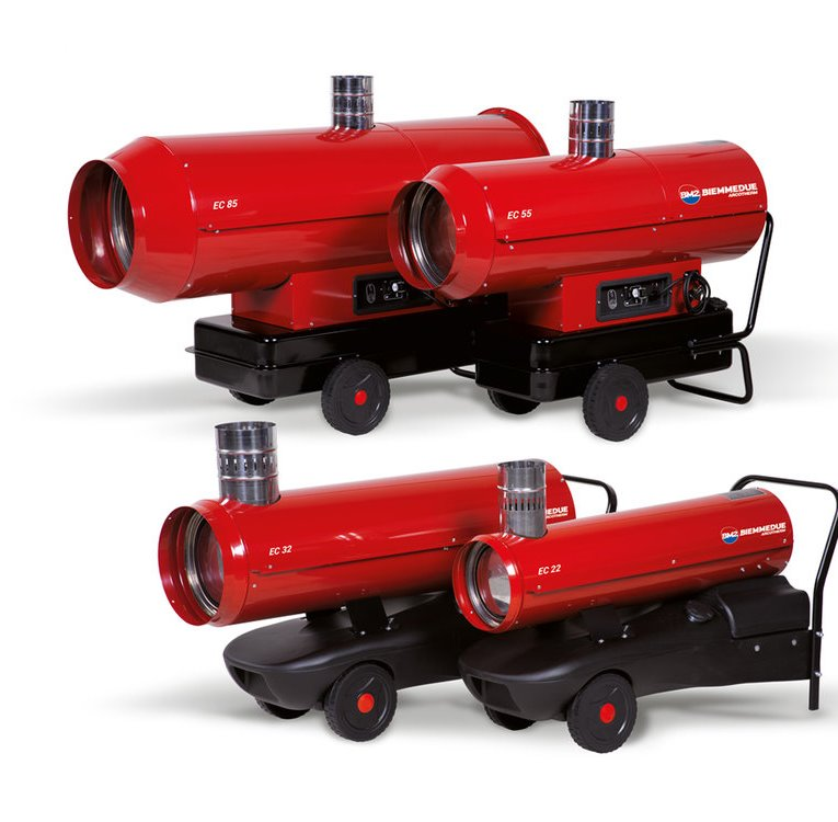 Indirect Diesel Space Heaters & Accessories