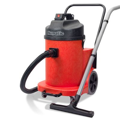 Wet & Dry Industrial Vacuums