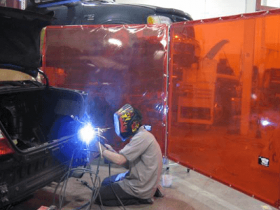 Welding Screens & Accessories