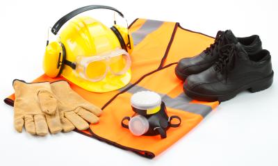 P.P.E. - Personal Protective Equipment