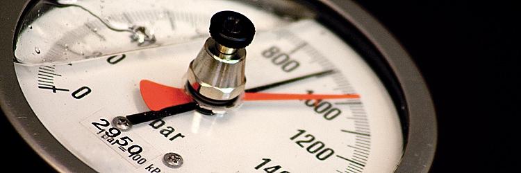 Pressure & Flow Testing