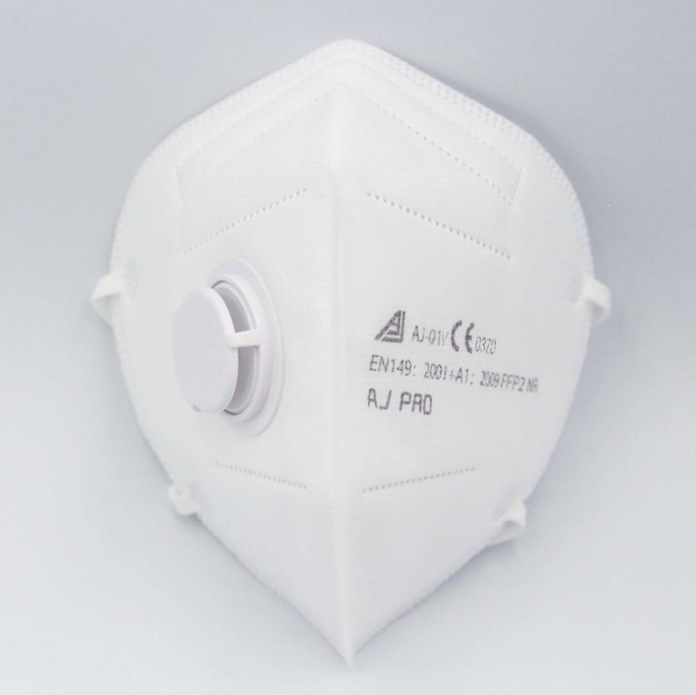 FFP2 Face Mask with Valve