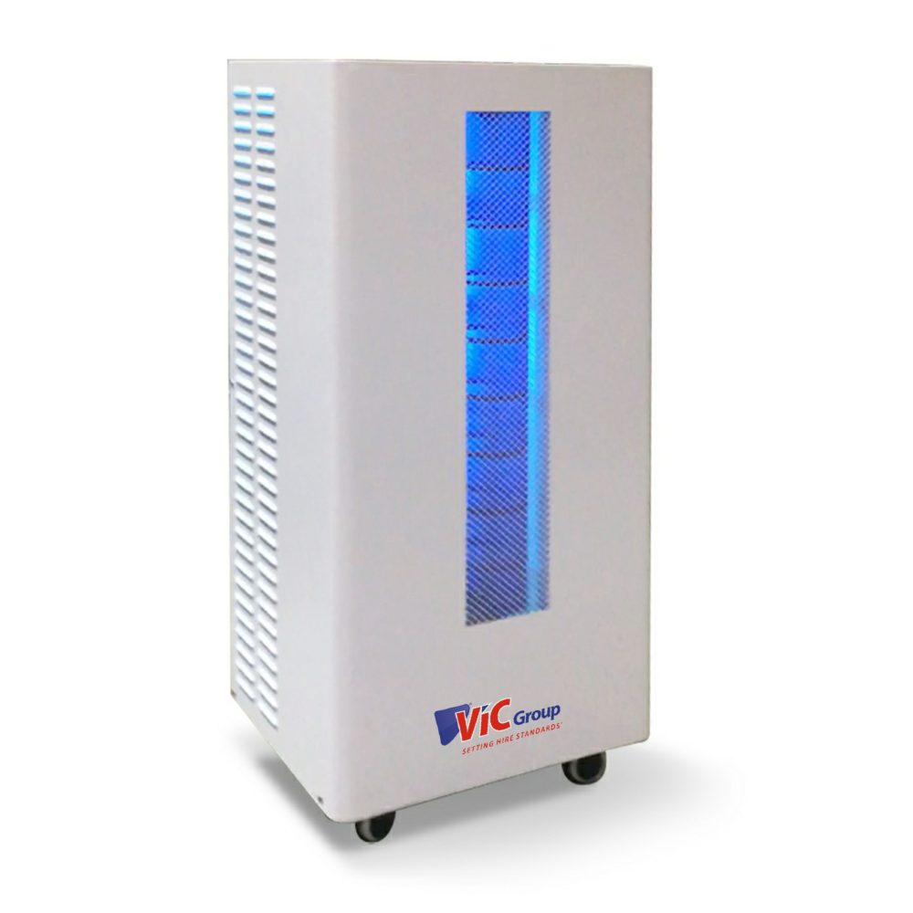 Mobile UV Air Sterilisation Unit