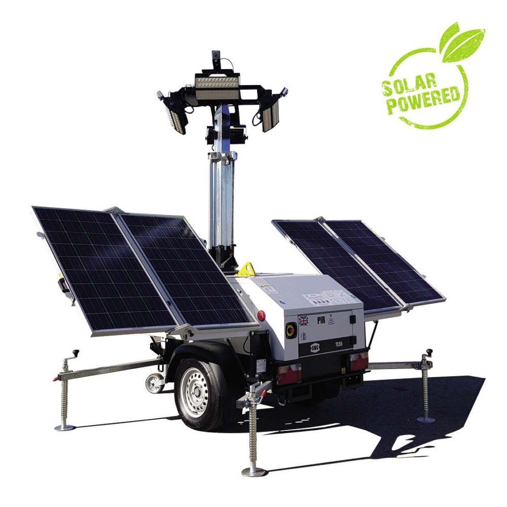 Solar Tower Light