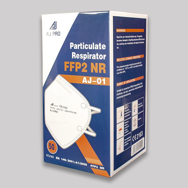 FFP2 Packaging