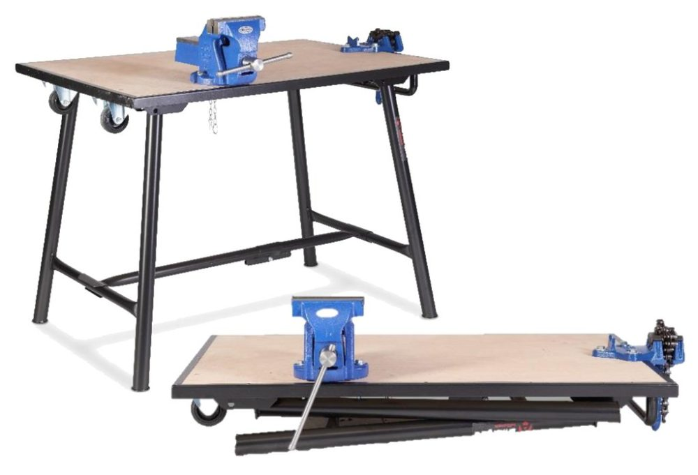 Vice & Table / Work Bench
