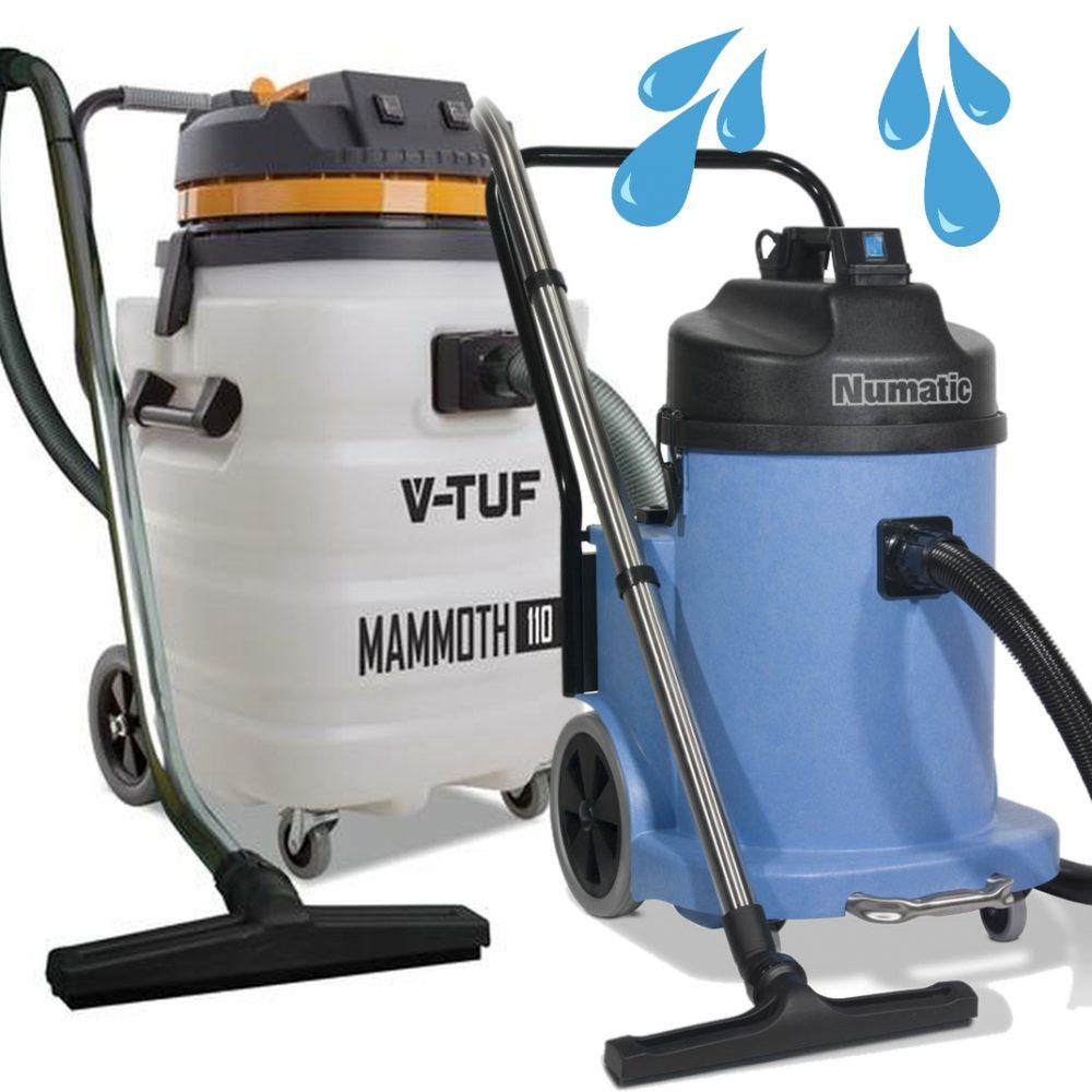 Wet Vacuums