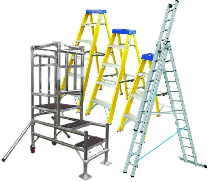Ladders, Steps & Podiums