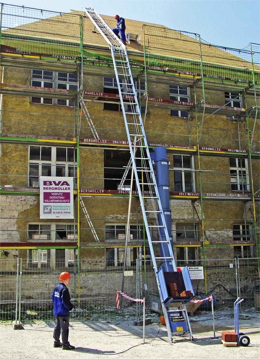 Geda Ladder Hoist